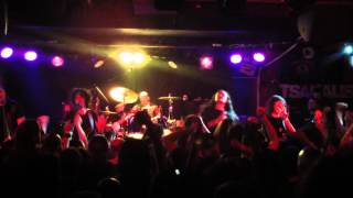 Domine -  Ride of the valkyries live @ up the hammers VIII festival Athens 8/3/2013