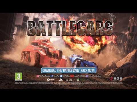 Mantis Burn Racing® - 'BATTLE CARS' DLC [PEGI] thumbnail