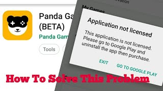 how to fix panda gamepad pro license - TH-Clip