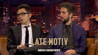 LATE MOTIV   Berto Romero Y... Un Poquito De Broncano | #LateMotivNavidad