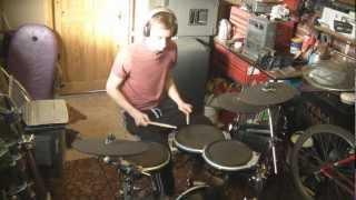 Arctic Monkeys - R U Mine? (Drum Cover)