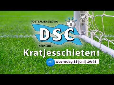 Promotievideo Kratje Schieten | DSC Week