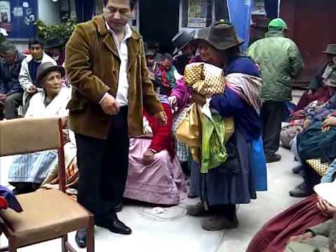 Donación de Ropas al Adulto Mayor