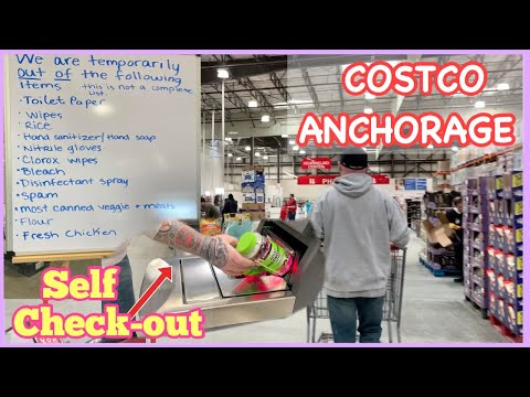 Download SHOPPING AT COSTCO ANCHORAGE ALASKA | 14MAR20 Mp4 HD Video and MP3