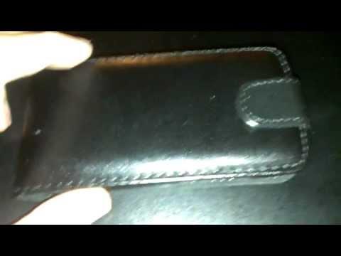 vyvy mobile® Flip Style Handytasche für HTC One S