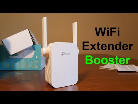 Tp Link WiFi range Extender AC750 – Wifi Repeater setUp & reView – WiFi ExTender for Gaming