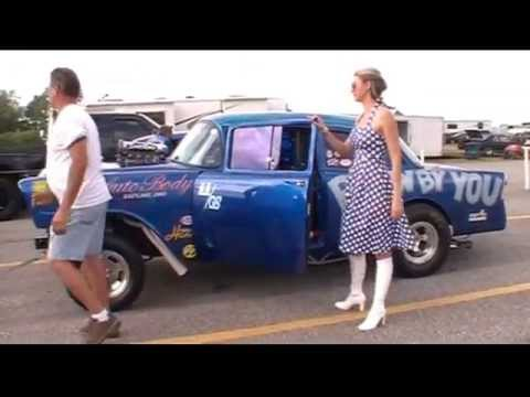 Outlaw AA/GS Gassers Nostalgia Drag Racing