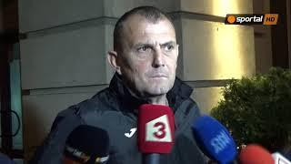 Загорчич: Работим по селекцията, ще бъде обявено, когато има напускащи