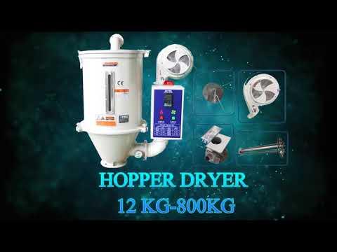 25 Kg Hopper Dryer