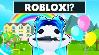 This is a Roblox game...?