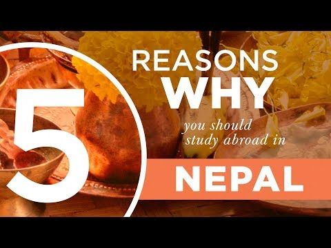 5 Reasons Why You Should Study Abroad In Nepal