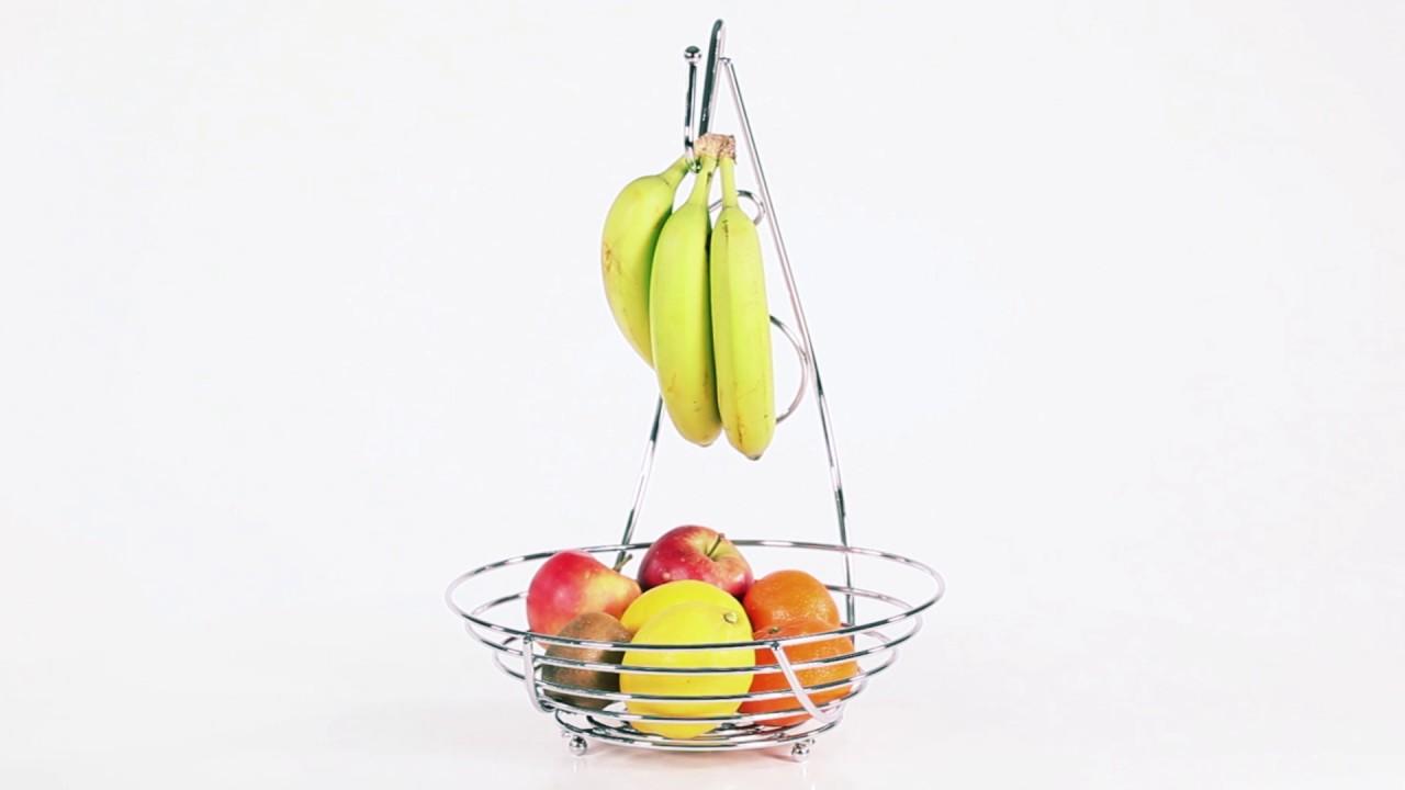 Video von: Obstschale mit Bananenhalter