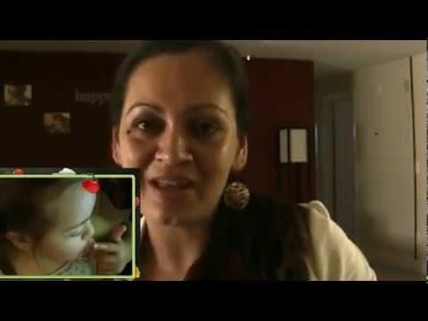 Veure vídeoSíndrome de Down: Bebés bilingües
