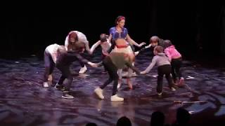 16 Paradox - Street dance & Scimitar tribal bellydance