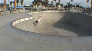 Carving concrete: Skaters at Venice Beach Skate Park