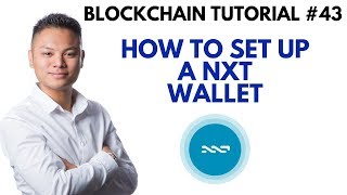 Blockchain Tutorial #43 - How To Setup A NXT Wallet