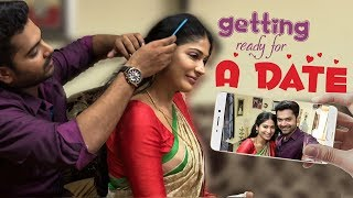 Thiru Dresses Up Anandhi For A Romantic Date | Best Of Naayagi