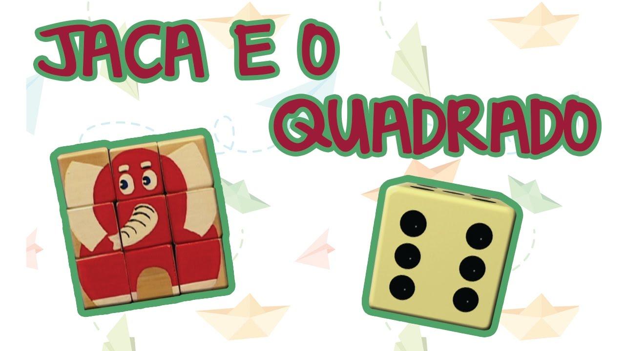JACA E O QUADRADO | BEBÊ MAIS FORMAS