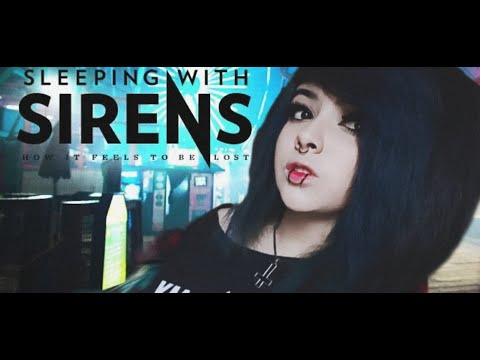 SLEEPING WITH SIRENS-How It Feels To Be Lost (video reacción)