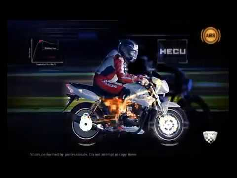 TVS Apache RTR 180 ABS TVC