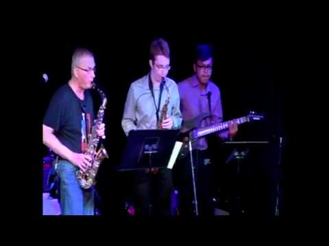 "Berklee College of music Summer ""Funk fusion ensemble"""