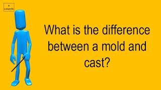 What Is The Difference Between A Mold And Cast?