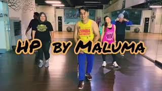 Maluma  HP  Zumba® Fitness Choreography