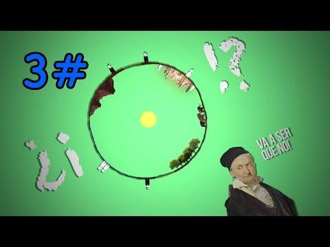 ¿Podría estar hueca la Tierra?   La Ley de Gauss - YouTube