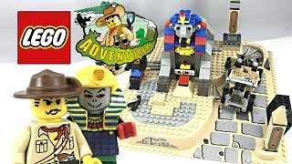 LEGO Adventurers Sphinx Secret Surprise review and unboxing! 1998 set 5978!