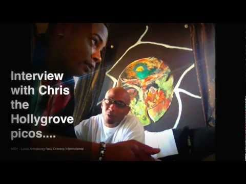 Interview With @AnthonyChristopherClark @river Flo