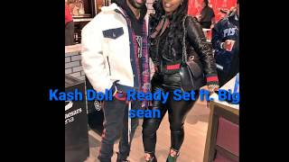 Kash Doll   Ready Set (Lyrics) Ft. Big Sean