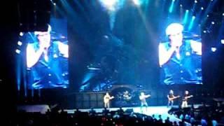 """Thunderstruck""  AC/DC Black Ice Tour - Phoenix, Dec. 10. 2008. US Airways Center"