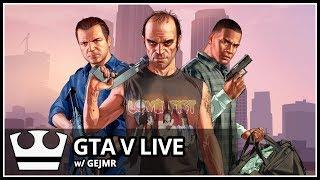 Jirka a GEJMR hraje - GTA V Online [ LIVE ]