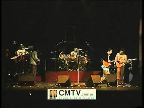 Abel Pintos video Anclada en mis sueños - ND Ateneo 2006