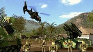 Wargame: Red Dragon video