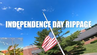Independence Day Rippage | RAW FPV FREESTYLE