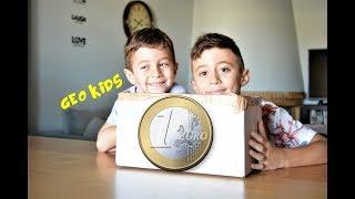 MYSTERY BOX | ΌΛΑ 1 ΕΥΡΩ | Geo Kids