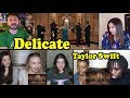 Taylor Swift - Delicate REACTION MASHUP