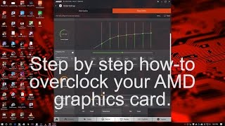 Beginners step by step [how-to] overclock your AMD video card (RX 480)- Global WattMan