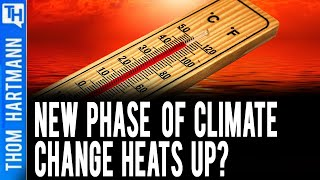 Climate Change: Can We Stop Deadly New Phase? (w/ Dr. Michael Mann)