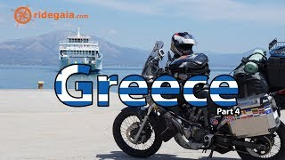 New Video! Ep 37 - Greece (part 4) - Motorcycle Trip around Europe