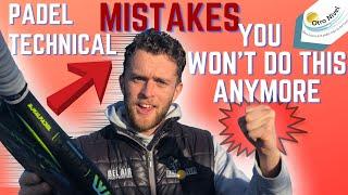 Tio tekniska misstag att unvika