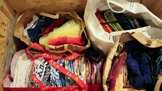 Easily Organize Your Fabric Stash - DIY Home - Guidecentral