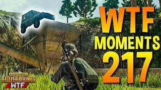 PUBG Daily Funny WTF Moments Highlights Ep 217 (playerunknown