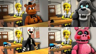 [FNAF/SFM] Animated Toy Chica: The High School Years - The Complete Series