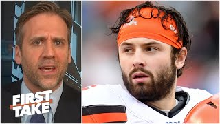 Baker Mayfield is on the verge of being considered a bust - Max Kellerman | First Take