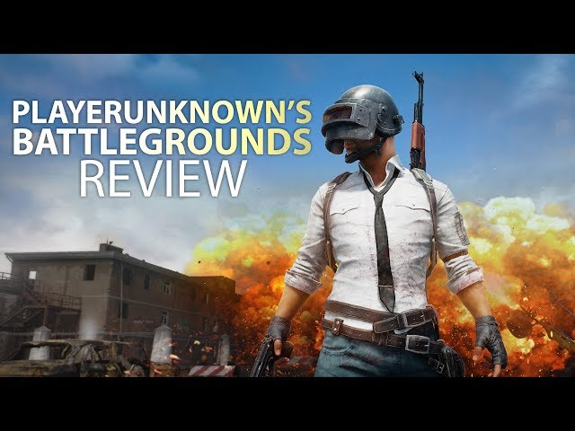 PUBG PS4 Isn't the Best Way to Play PUBG Right Now, But It'll Do