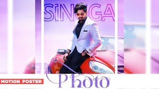 Motion Poster | Photo | Singga ft Nikki Kaur | Tru Makers | Releasing On 29th May 2019