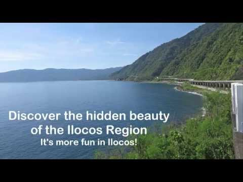 Video Ilocos Region Tourist Spots and Destinations