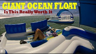 2020 TROPICAL BREEZE Giant Island Float  - Know what you're getting into?  What to expect.